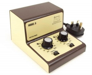 Gaugemaster D Twin Track Cased Controller (Analog)