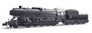Arnold HN2333 N Gauge DRB BR42 512 Steam Locomotive II