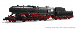 Arnold HN2429S N Gauge DB BR42 555 Steam Locomotive III (DCC-Sound)