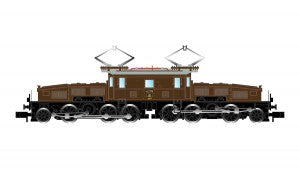 Arnold HN2431D N Gauge SBB Ce6/8 II Crocodile Electric Locomotive II (DCC-Fitted)