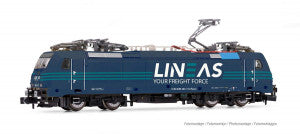 Arnold HN2498 N Gauge Lineas E186 Electric Locomotive VI