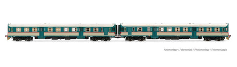 Lima HL2653 HO Gauge FS ALn668 1900 2 Car Diesel Railcar Set V
