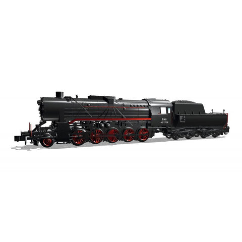 Arnold HN2375 N Gauge OBB Rh42 2713 Steam Locomotive III