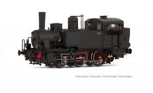Rivarossi HR2787S HO Gauge FS Gr835 Steam Locomotive III (DCC-Sound)