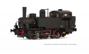Rivarossi HR2788S HO Gauge FS Gr835 Steam Locomotive III (DCC-Sound)
