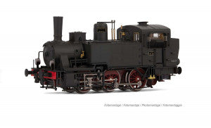 Rivarossi HR2789S HO Gauge FS Gr835 Steam Locomotive III (DCC-Sound)