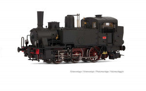 Rivarossi HR2790S HO Gauge FS Gr835 Steam Locomotive III (DCC-Sound)