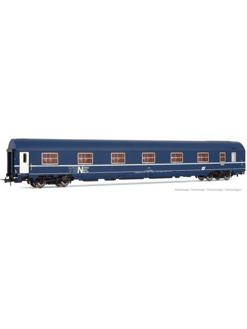 Rivarossi HR4301 HO Gauge OBB MU TEN Sleeper Coach IV