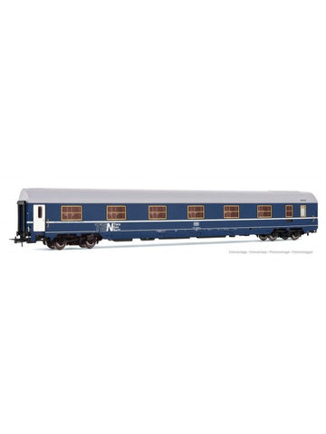 Rivarossi HR4302 HO Gauge DB MU TEN 1964 Sleeper Coach IV