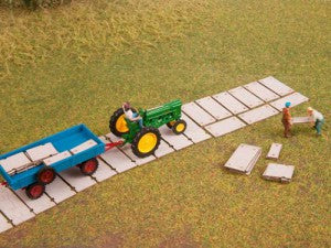 Noch 14631 N Gauge Flagstones Laser Cut Minis Kit