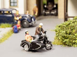 Noch 15912 HO/OO Gauge BMW R60 with Sidecar