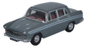 Oxford Diecast 76ACF004 1:76/OO Gauge Austin Cambridge Farina Grampian Grey