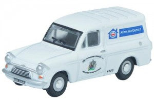 Oxford Diecast 76ANG024 OO Gauge Ford Anglia Van Esso Service