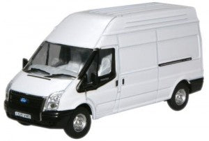 Oxford Diecast 76FT006 OO Gauge Ford Transit MkV LWB High White