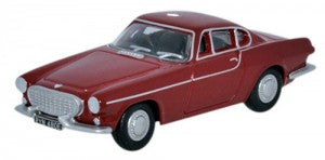 Oxford Diecast 76VP001 OO Gauge Volvo P1800 Red