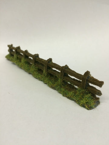 Javis PF1 OO Gauge Rough Country Fencing