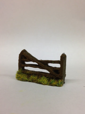 Javis PF3 OO Gauge Rough Farm Gate