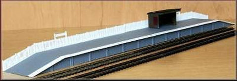 Knightwing PM114A OO Gauge Platform Extension Plastic Kit