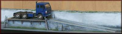 Knightwing PM128 OO Gauge Inspection Ramp Plastic Kit