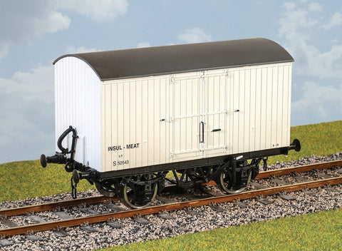 Parkside PS110 O Gauge SR Insulated Van (Dia 1477) Kit