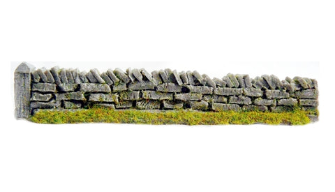 Javis PW1 OO Gauge Rough Roadside Walling