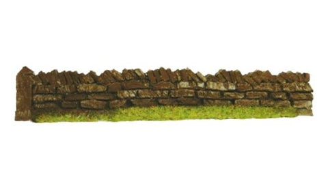 Javis PW1DB OO Gauge Rough Roadside Walling Dark Brown