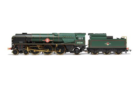 Hornby R3824 OO Gauge BR 35028 Clan Line Centenary Limited Edition