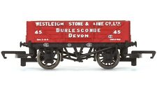 Hornby R6743 OO Gauge 4 Plank Wagon Westleigh Stone & Lime Co
