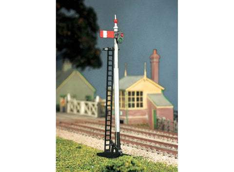 Ratio 467 OO Gauge GWR Round Post Signal Kit