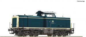 Roco 52539 HO Gauge Start DB BR212 Diesel Locomotive IV (DCC-Sound)
