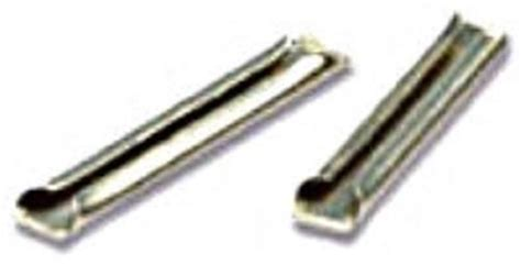 Peco SL-210 Z Gauge Rail Joiners (Pack 24)