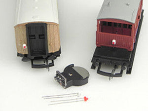 Train-Tech AL2 OO Gauge Flickering Fire Tail Light Kit