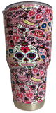Sugar Skulls Tumbler Warehouse Tumbler