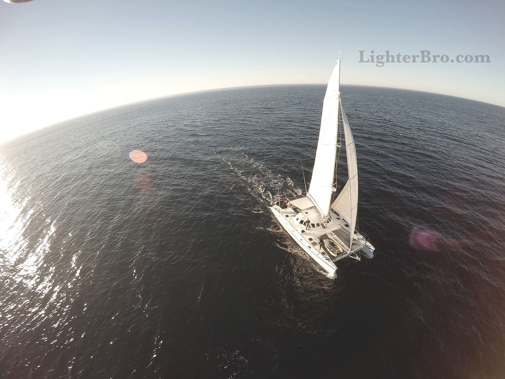 Livin.LighterBro.com - a sailing adventure down the Pacific Coast of Mexico