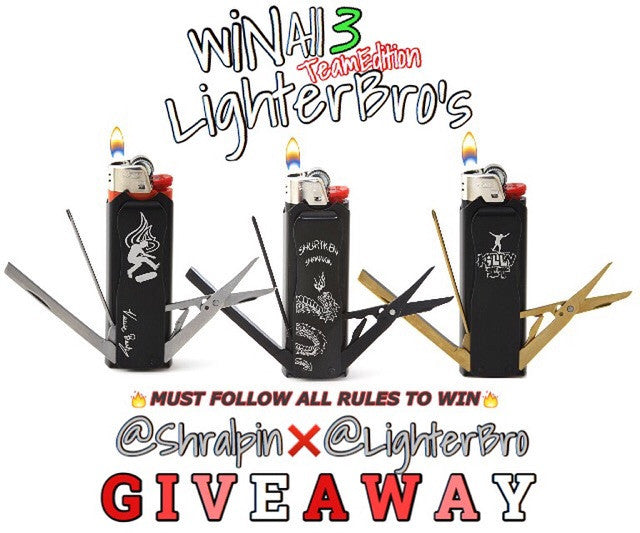 Win all 3 Team Edition LighterBros