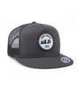 LB Circle Patch Trucker