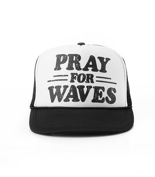 Pray for Waves YOUTH Trucker Hat