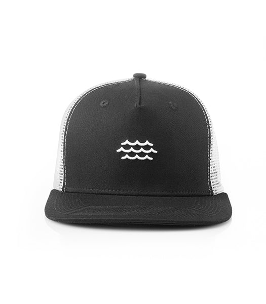Waves Trucker Hat