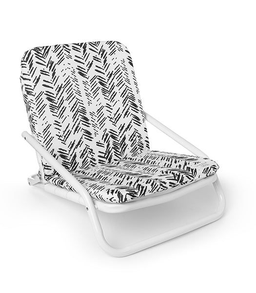 Herringbone Beach Chair