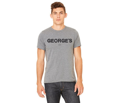 George's - Mens Crew T-Shirt