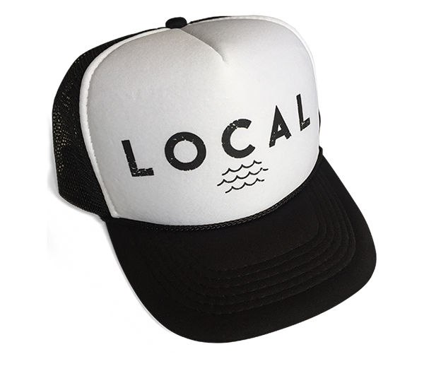 Local Youth Foam Trucker Hat