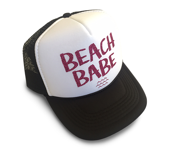Beach Babe YOUTH Trucker Hat