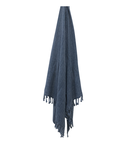 Puerto II Towel Grey