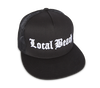 "Local Beach ""LBC"" Classic Trucker Hat"