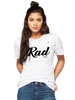 Rad - Distressed Relaxed Fit Tee