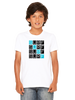 SURF 4X Blocks Kids Tee