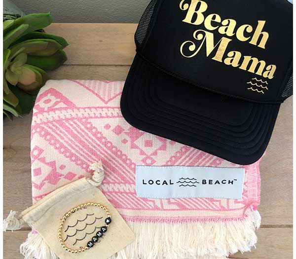 Beach Mama Gift Bundle