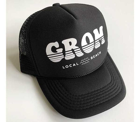 Grom YOUTH Trucker Hat