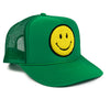 Local Beach Smiley Patch Trucker Hat