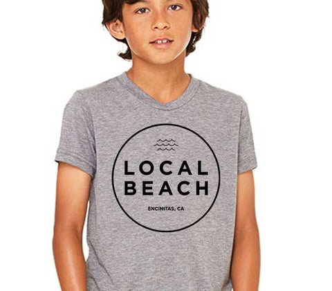 Local Beach Kids T-shirt